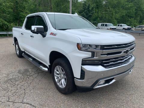 2019 Chevrolet Silverado 1500 for sale at George Strus Motors Inc. in Newfoundland NJ