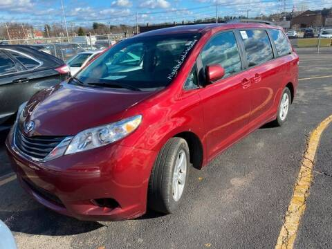2014 Toyota Sienna for sale at Plymouthe Motors in Leominster MA