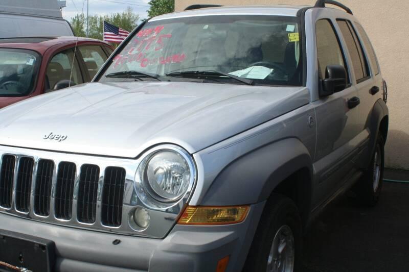 2005 Jeep Liberty for sale at Urglavitch Auto Sales of NJ in Trenton NJ