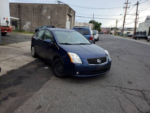 2008 Nissan Sentra for sale at O A Auto Sale in Paterson NJ