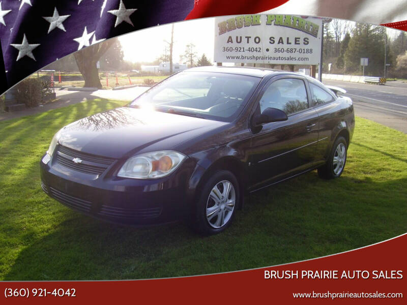 2007 Chevrolet Cobalt for sale at Brush Prairie Auto Sales in Battle Ground WA