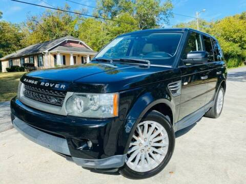 2011 Land Rover Range Rover Sport for sale at E-Z Auto Finance in Marietta GA