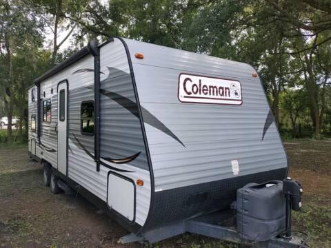 2015 Coleman 274BH