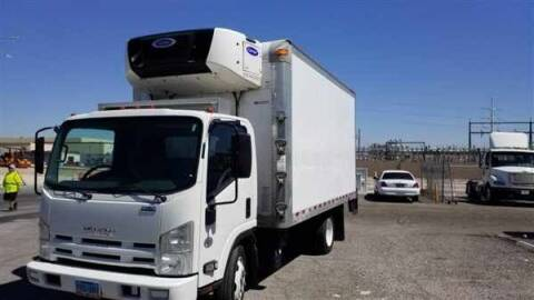 2015 Isuzu N.P.R 16' REEFER BOX for sale at Online Auto Group Inc in San Diego CA
