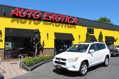 2012 Toyota RAV4 for sale at Auto Exotica in Red Bank NJ