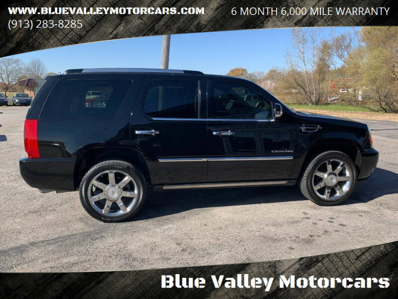 2012 Cadillac Escalade AWD Luxury 4dr SUV - Stilwell KS