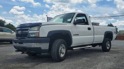 2006 Chevrolet Silverado 2500HD for sale at Tower Motors in Taneytown MD