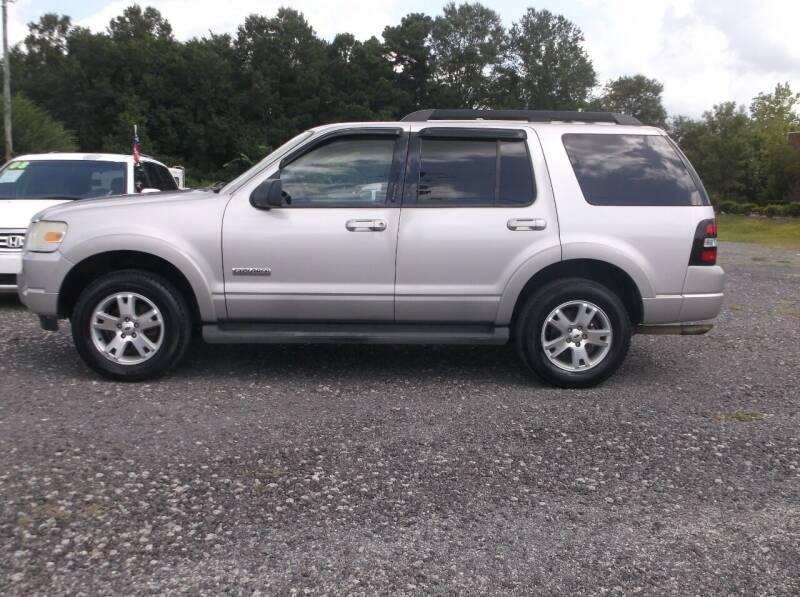 2008 Ford Explorer for sale at Car Check Auto Sales in Conway SC