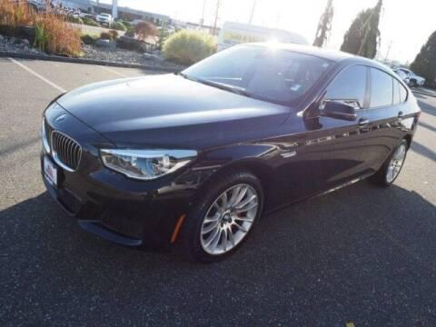 2014 BMW 5 Series for sale at Karmart in Burlington WA