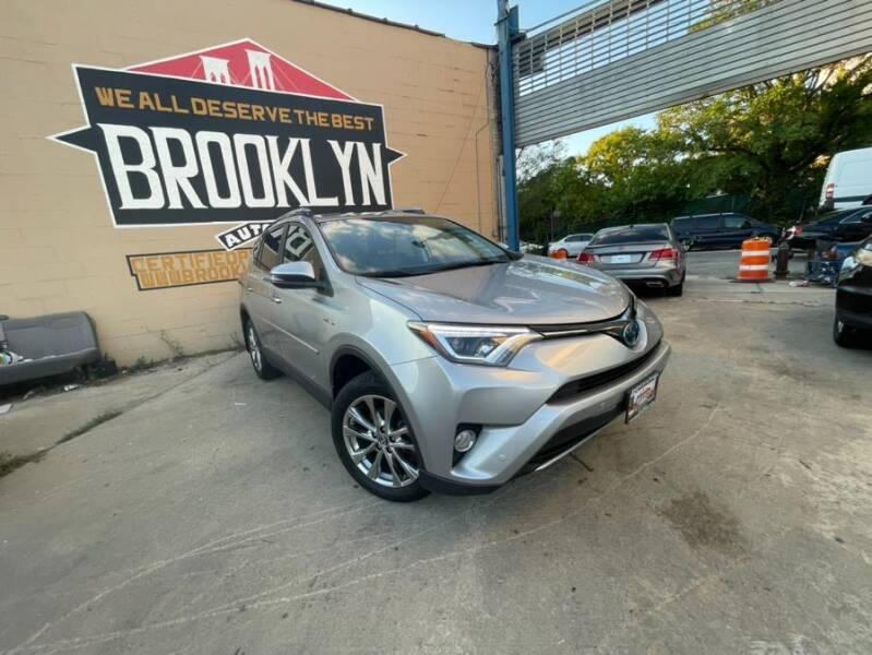 2018 Toyota RAV4 Hybrid for sale in Brooklyn, NY