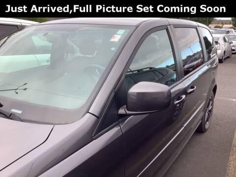 2015 Dodge Grand Caravan for sale at Royal Moore Custom Finance in Hillsboro OR