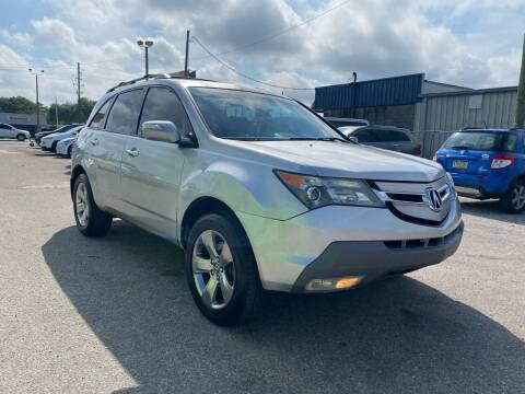 2009 Acura MDX for sale at Marvin Motors in Kissimmee FL