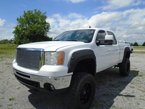 2008 GMC Sierra 2500HD for sale at Truck World in Augusta KS