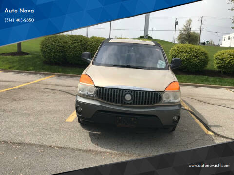 2002 Buick Rendezvous for sale at Auto Nova in St Louis MO