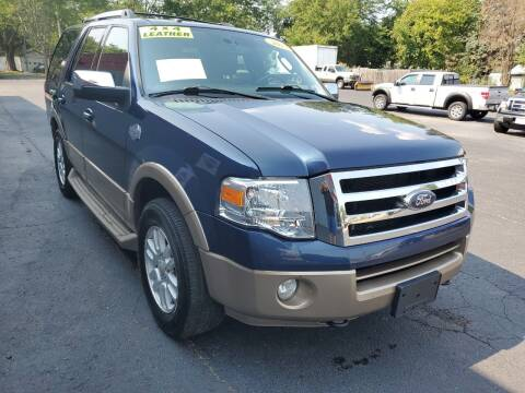 2013 Ford Expedition for sale at Stach Auto in Janesville WI