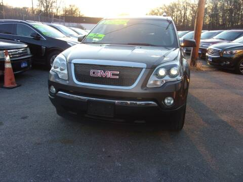 2008 GMC Acadia for sale at Balic Autos Inc in Lanham MD
