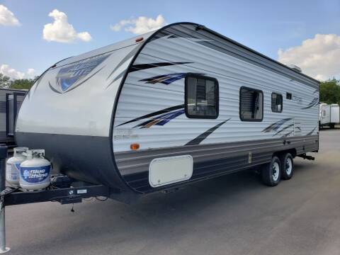 2018 Forest River Cruise lite 261BHXL  for sale at Ultimate RV in White Settlement TX