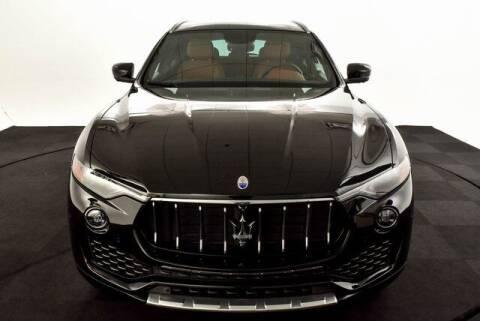 2017 Maserati Levante for sale at Southern Auto Solutions-Jim Ellis Mazda Atlanta in Marietta GA