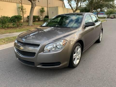 2010 Chevrolet Malibu for sale at Presidents Cars LLC in Orlando FL