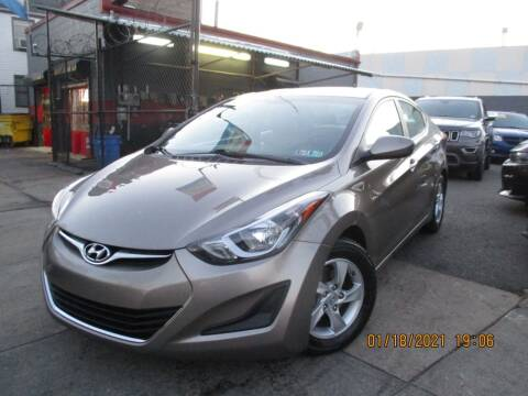 2015 Hyundai Elantra for sale at Newark Auto Sports Co. in Newark NJ