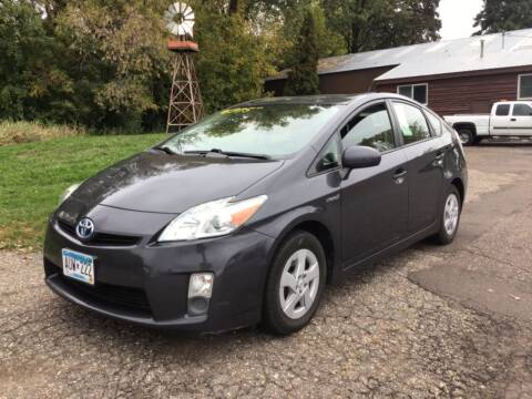 2010 Toyota Prius for sale at Sparkle Auto Sales in Maplewood MN