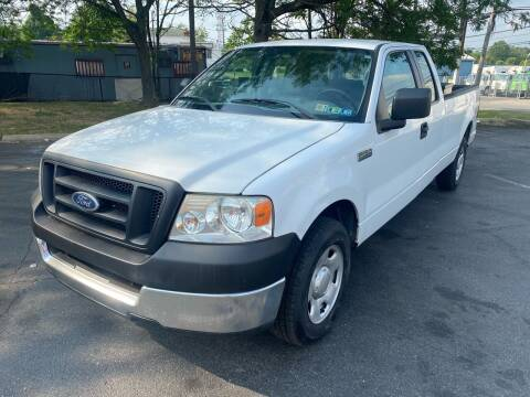 2005 Ford F-150 for sale at Car Plus Auto Sales in Glenolden PA