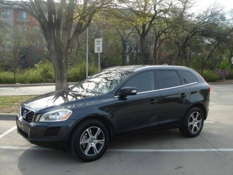 2011 Volvo XC60 for sale at ACH AutoHaus in Dallas TX