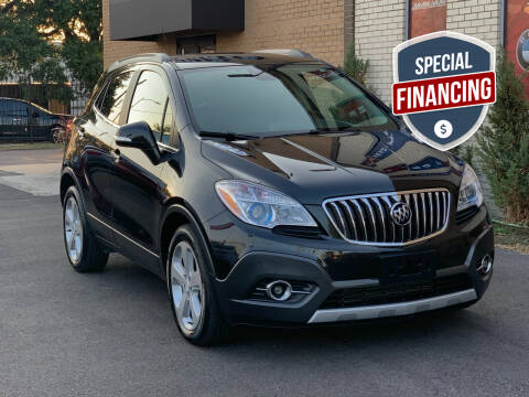 2015 Buick Encore for sale at Auto Imports in Houston TX