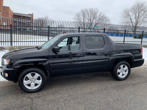2009 Honda Ridgeline for sale at Bob & Sons Automotive Inc in Manchester NH