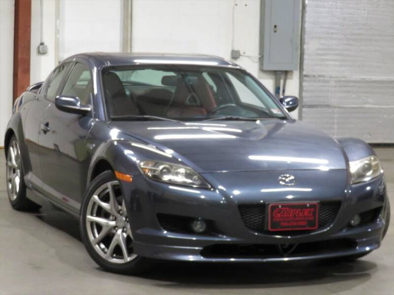2008 Mazda RX-8 for sale at CarPlex in Manassas VA