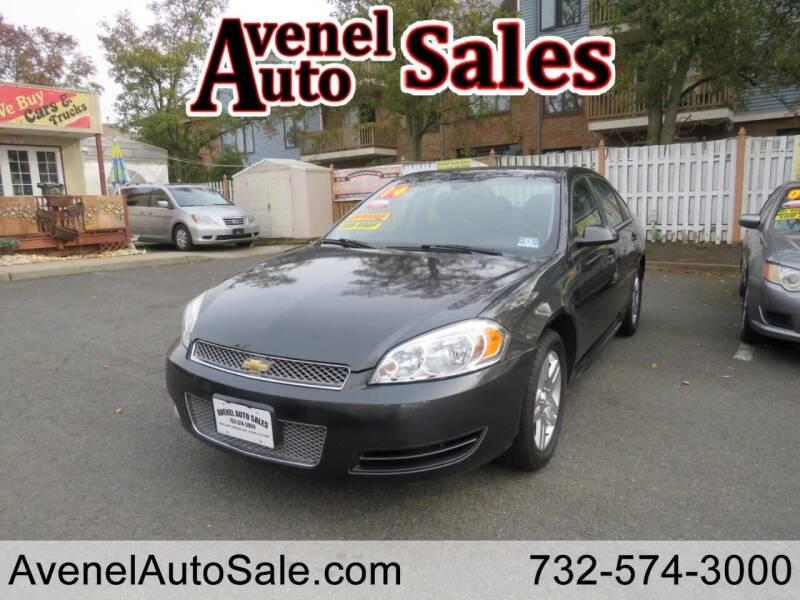 2005 Lexus ES 330 for sale at Avenel Auto Sales in Avenel NJ