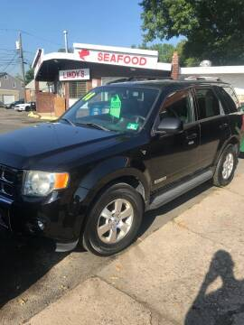 2008 Ford Escape for sale at Frank's Garage in Linden NJ