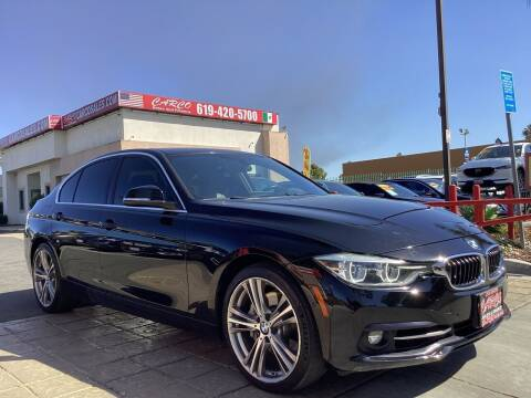 2016 BMW 3 Series for sale at CARCO SALES & FINANCE in Chula Vista CA