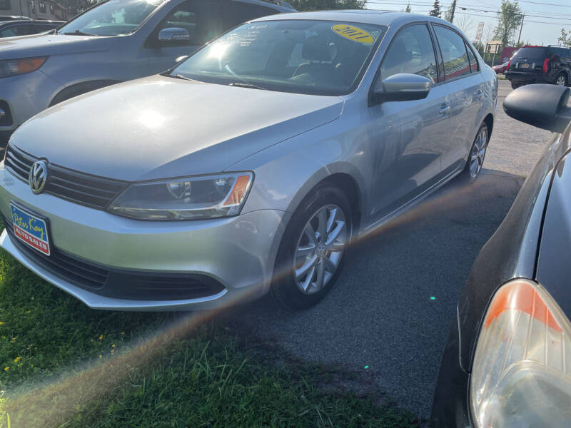 2011 Volkswagen Jetta for sale at Peter Kay Auto Sales in Alden NY