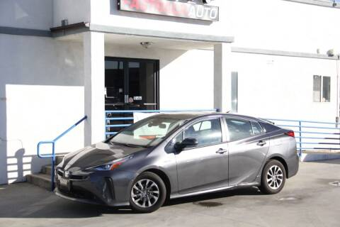 2019 Toyota Prius for sale at Fastrack Auto Inc in Rosemead CA