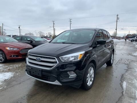 2017 Ford Escape for sale at Crooza in Dearborn MI