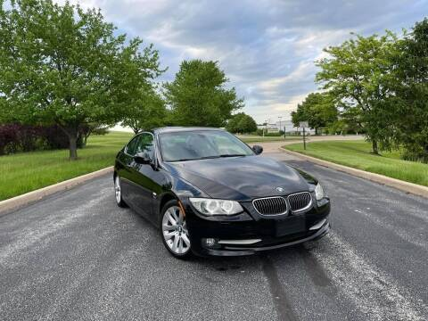 2011 BMW 3 Series for sale at Q and A Motors in Saint Louis MO