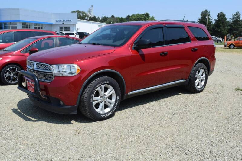 2011 Dodge Durango for sale at Tripe Motor Company in Alma NE