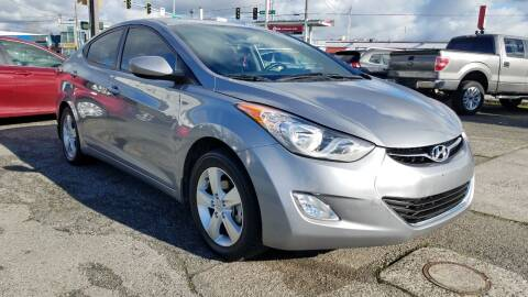 2013 Hyundai Elantra for sale at Seattle's Auto Deals in Seattle WA