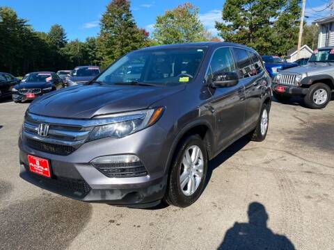 2016 Honda Pilot for sale at AutoMile Motors in Saco ME