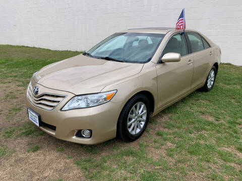 2011 Toyota Camry for sale at Dawsons Auto & Cycle in Glen Burnie MD