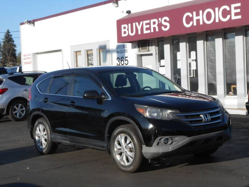 2014 Honda CR-V for sale at Buyers Choice Auto Sales in Bedford OH