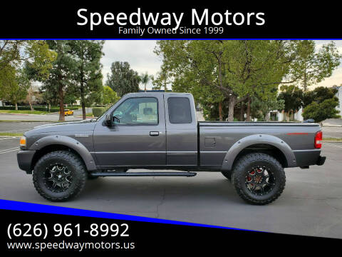 2009 Ford Ranger for sale at Speedway Motors in Glendora CA