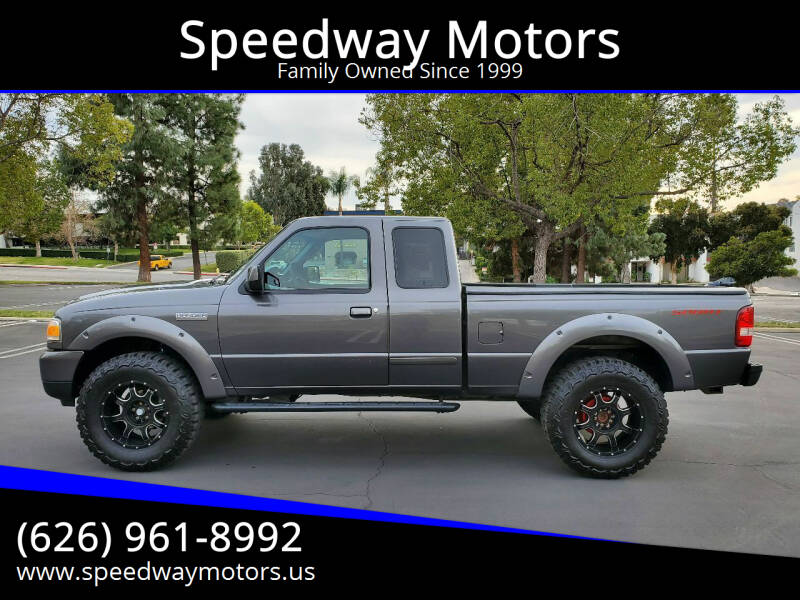 2009 Ford Ranger for sale at Speedway Motors in Glendora CA