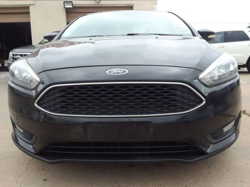 2015 Ford Focus for sale at Auto Haus Imports in Grand Prairie TX