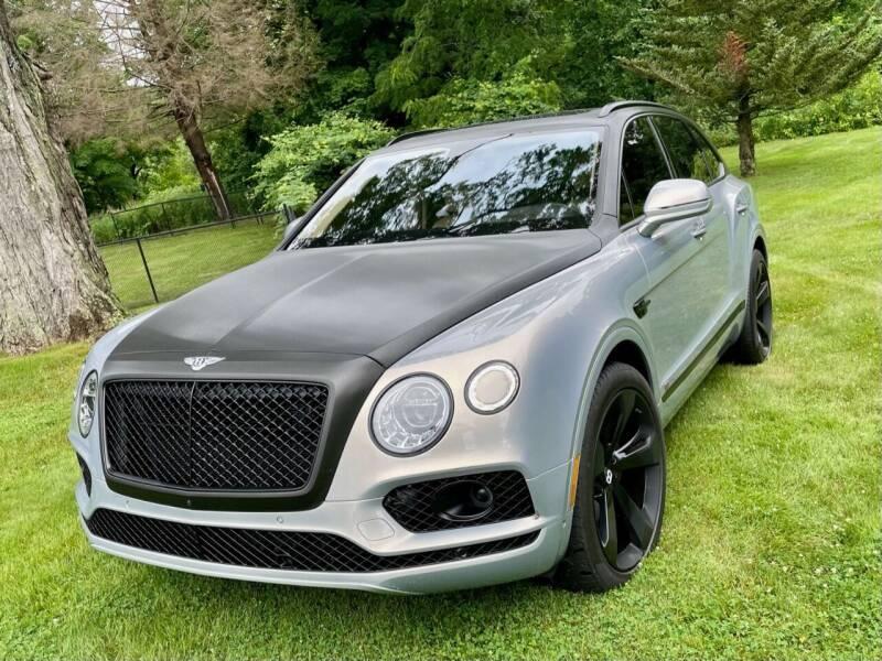 2017 Bentley Bentayga for sale in Waterbury, CT