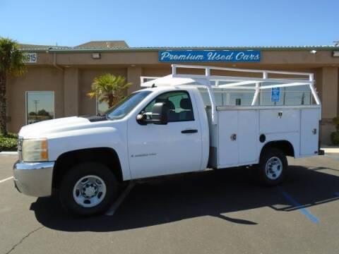 2007 Chevrolet Silverado 2500HD for sale at Family Auto Sales in Victorville CA