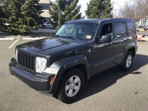 2011 Jeep Liberty for sale at Bromax Auto Sales in South River NJ