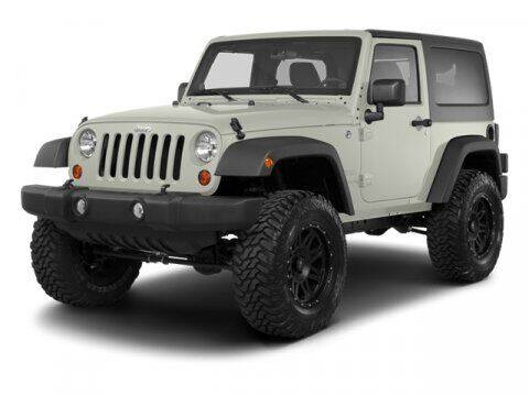2013 Jeep Wrangler for sale at BEAMAN TOYOTA in Nashville TN