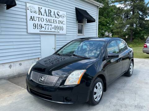 2009 Nissan Sentra for sale at Karas Auto Sales Inc. in Sanford NC